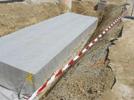 Дренажный блок GRAF 300 укладка дренажных блоков GRAF-CI.RU (увеличить)